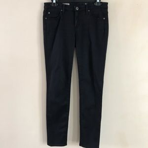 AG ADRIANO GOLDSCHMIED Stevie Skinny Ankle Jeans